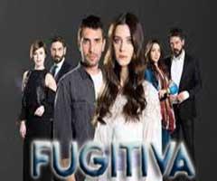 capítulo 7 - telenovela - fugitiva  - canal 13