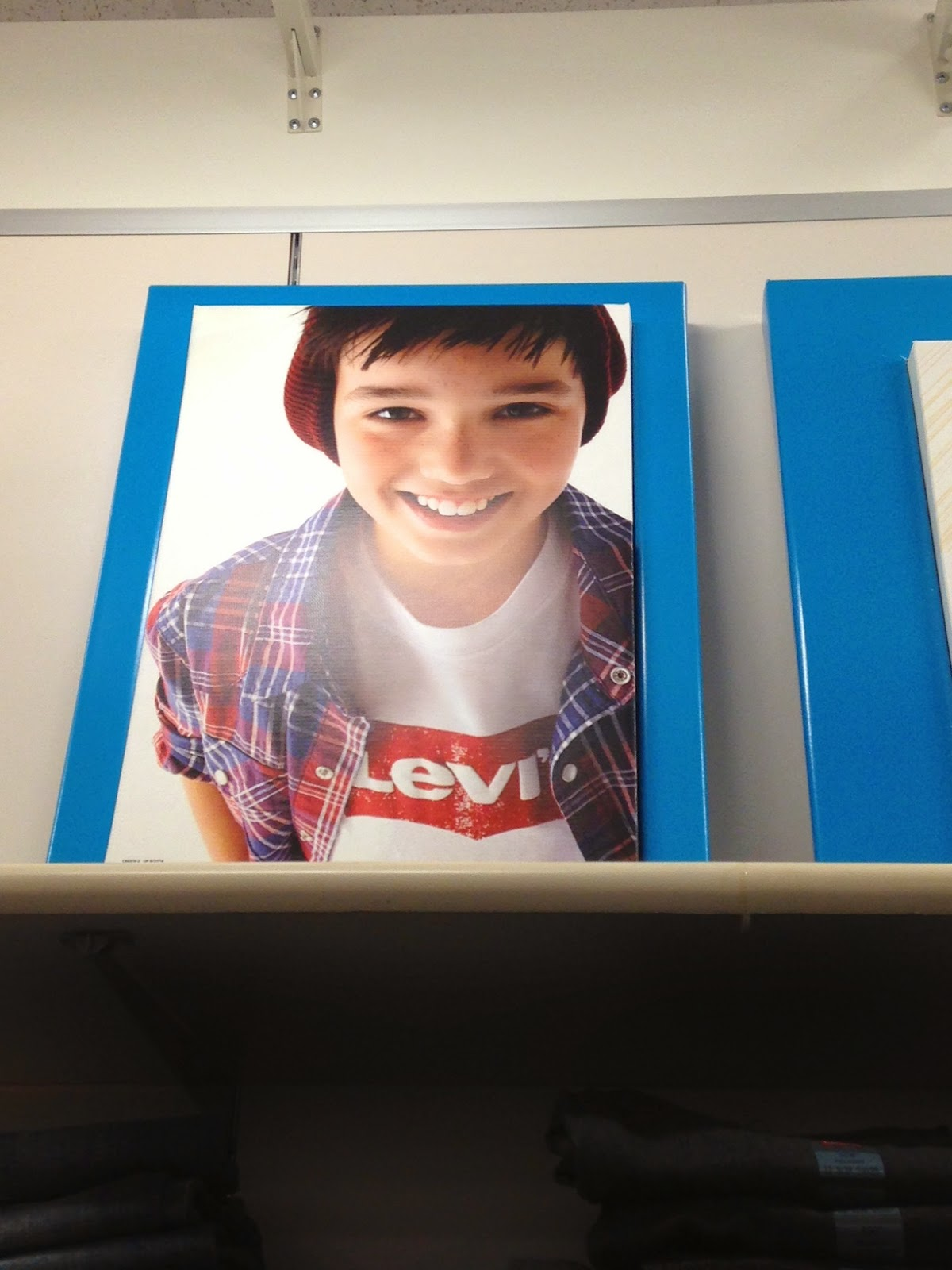 Spotted The Handsome Young Lawson Wenninger From Page Parkes Dallas For Jc Penney We Love Our Child Models