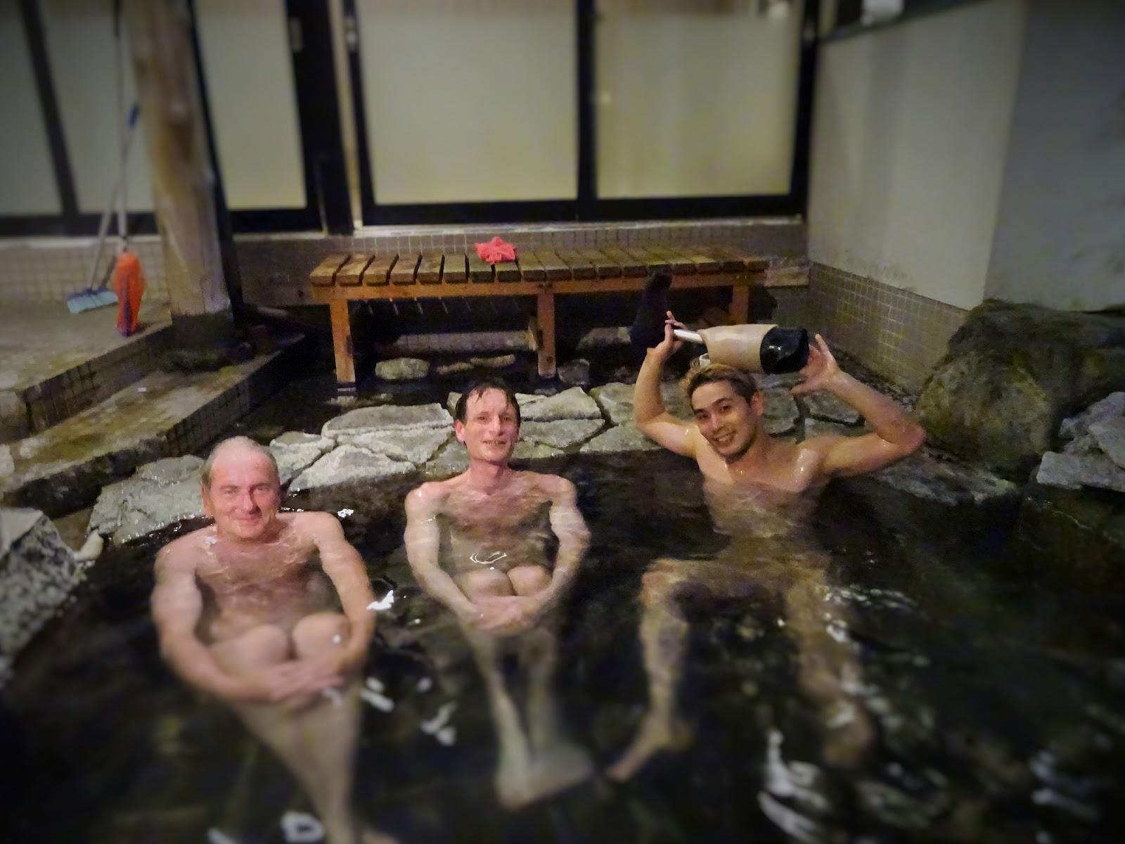 Japanese onsen nude Nude Photos 37