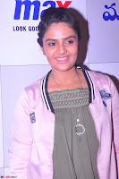 Sree Mukhi at Meet and Greet Session at Max Store, Banjara Hills, Hyderabad (45).JPG