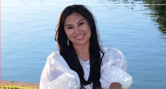 White Mountain Apache Girl Becomes The New Miss Native American USA