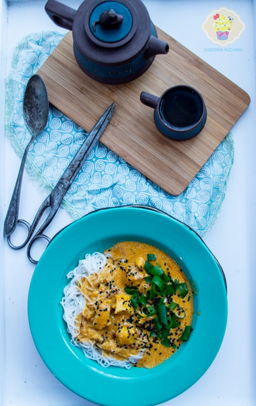 Proste curry z kurczakiem