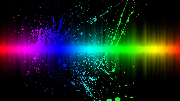 Cool 3D Color Wallpapers