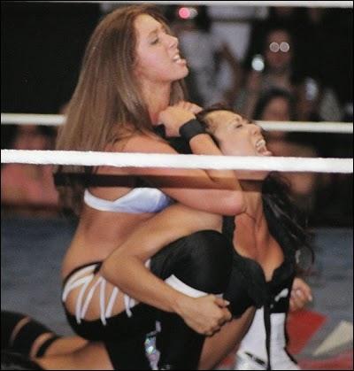 Alexa Thatcher - Womens Pro Wrestling