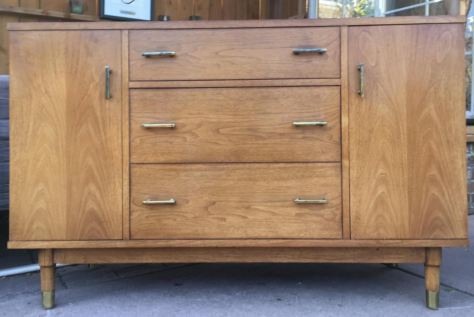 Modern Dark Wood Credenza : Moderne sideboards affordable medium size of sideboard made