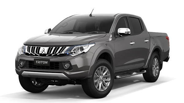 Mitsubishi All New Triton Medan
