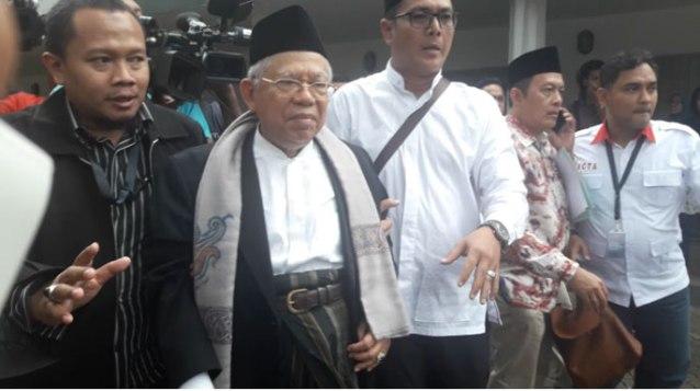 Sidang Ahok, Ketua MUI Sebut Keluarkan Fatwa karena Desakan