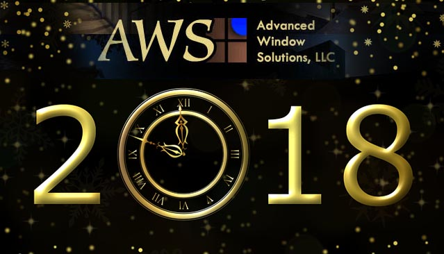 Happy New Year From Advanced Window Solutions!!
