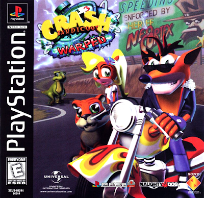 descargar crash bandicoot 3 warped psx mega