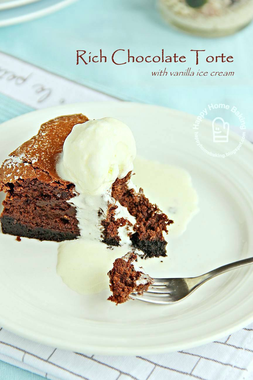 What Icing Goes With A Chocolate Torte Cake