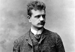 Sibelius giovane