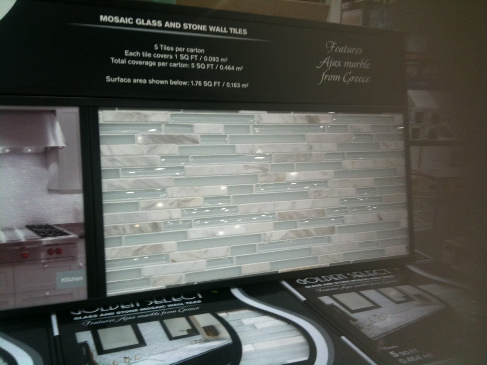 backsplash tiles costco hill country homebody our building strategy not 160