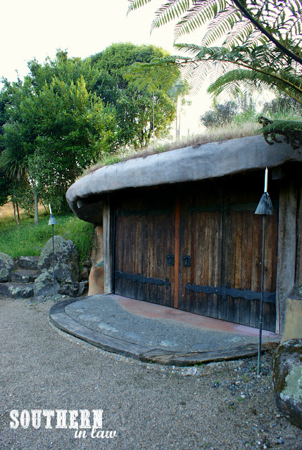 Underhill Hobbit Hole Accommodation Hamilton Waikato New Zealand North Island Glamping