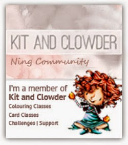 Kit and Clowder Badge