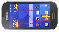 Hard Reset Samsung Galaxy Ace Style