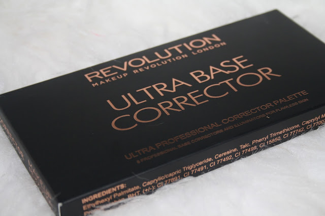 Makeup Revolution Ultra Base Corrector
