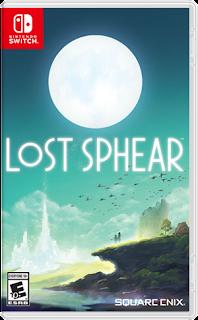 Lost Sphear Switch NSP XCI NSZ