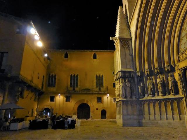 Catedral de Tarragona, cerca de la Catedral