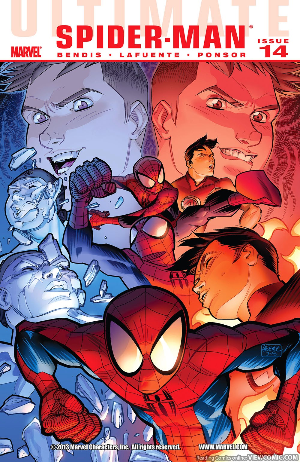 Spiderman Comics Pdf In English