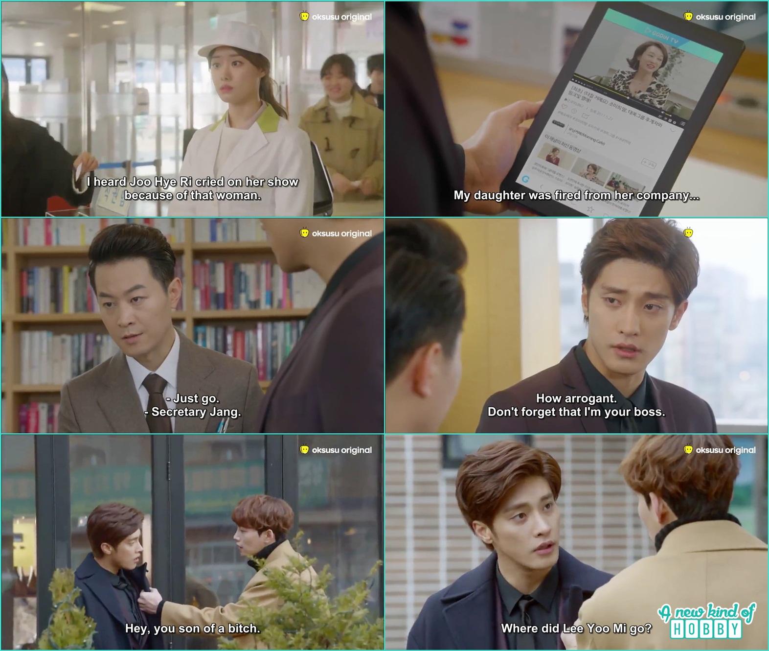 Yoo Mi went in Hiding - My Secret Romance: Episode 11