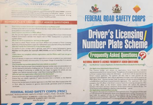 PHOTOS: FRSC and BPSR! Partnership in action! cc @DrJoeAbah
