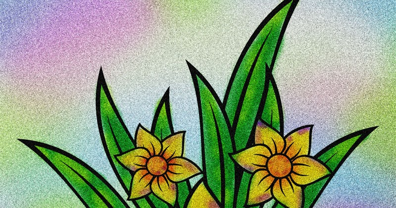 Gambar Bunga Dan Matahari