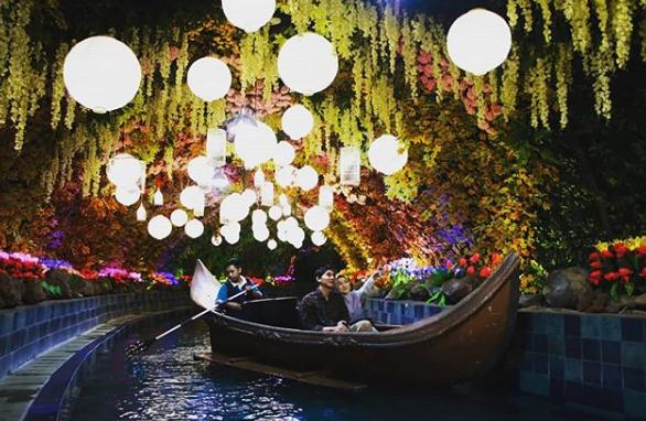 Malang Night Paradise - Tempat Wisata Instagramable di Malang 2019