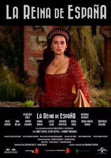 Baixar A Rainha da Espanha Dublado 2017