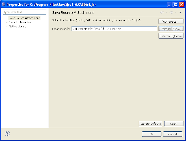 How to attach source in Eclipse - step by step guide