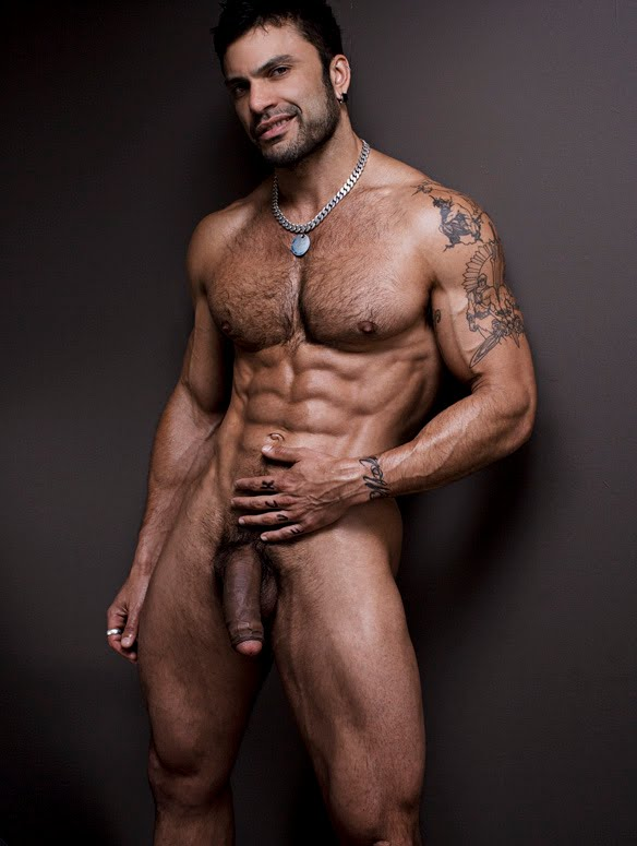 Pictures of guy naked artist