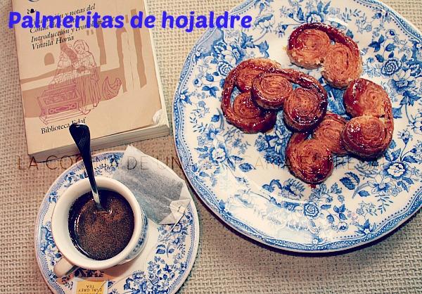 PALMERITAS DE HOJALDRE CASERO