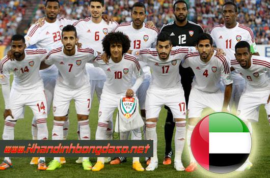 Kuwait vs UAE www.nhandinhbongdaso.net