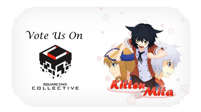 Dukung RPG Lokal 'Kitten Mita' Dalam Square Enix Collective!