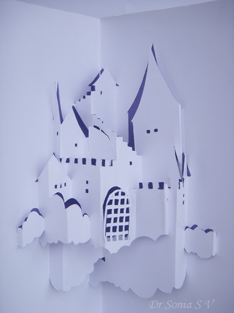 cards crafts kids projects origamic architecture