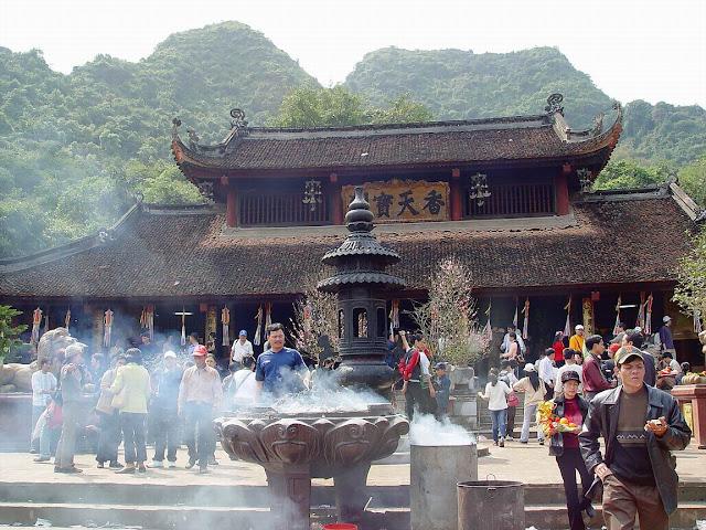 Pagoda del perfume