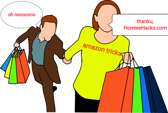 Amazon Tricks - Homies Hacks