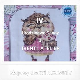 IV urodzinowe candy