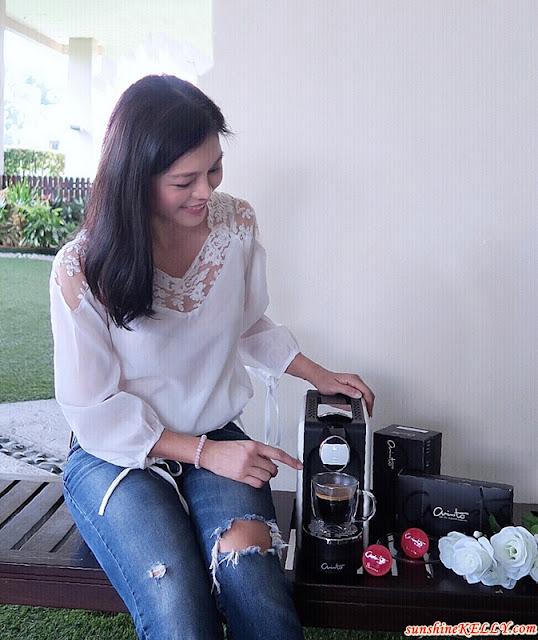 ARISSTO Italian Premium Coffee, Arissto Coffee Machine, Arissto Happy Maker, My Daily Cuppa