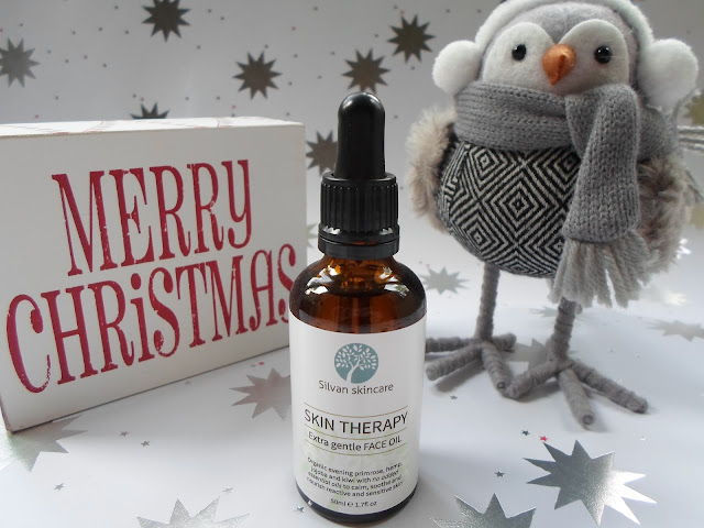silvan skincare skin therapy extra gentle face oil