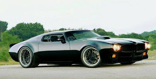 Charger or Firebird ?? Modification Muscle Car
