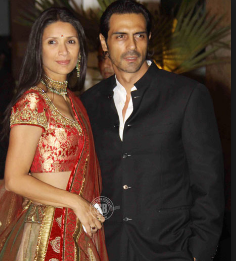 Arjun Rampal Family Wife Son Daughter Father Mother Marriage Photos Biography Profile