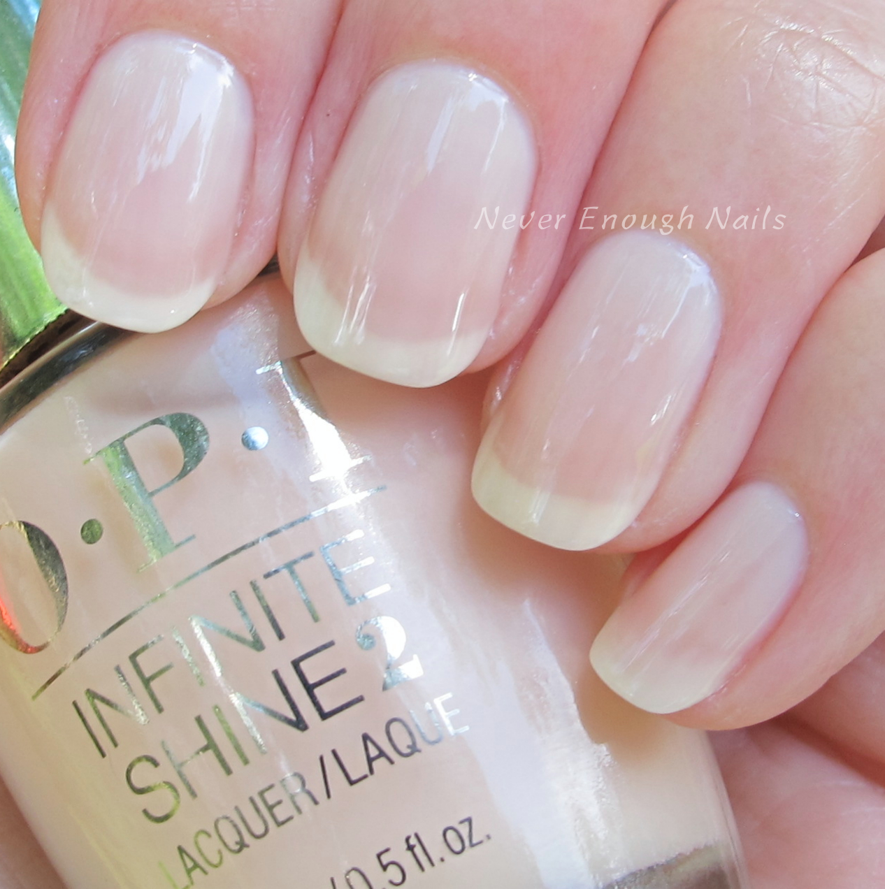Never Enough Nails Opi Infinite Shine Softshades Swatches