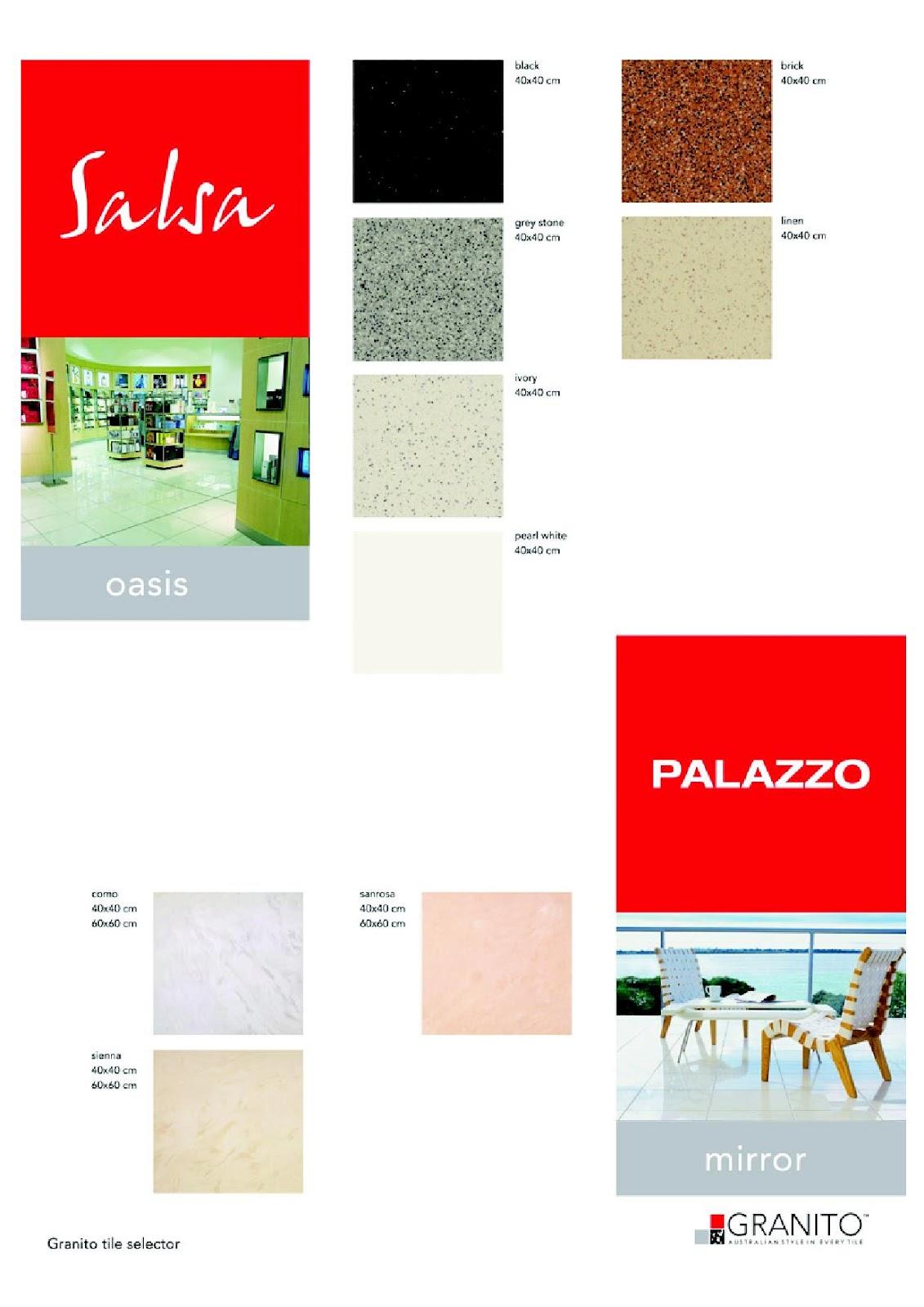 Homogenous Tile Granito Pemasuk Material Bangunan