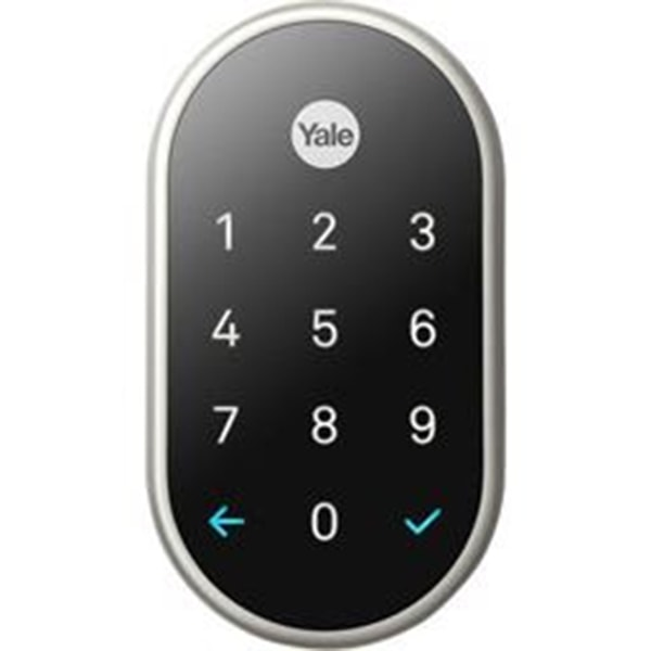 Nest x Yale Lock with Nest Connect only $217.99 (was $279.99) with Free Shipping.