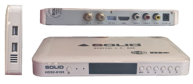 SOLID HDS2-6105 Price, Specification, Function, Features and Installation