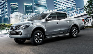 Mitsubishi L200/Triton: Confort and convenience