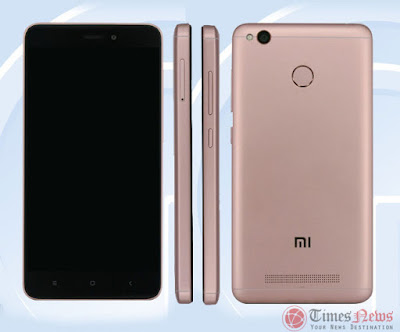 2017 New Device Xiaomi Smartphone get TENAA Certification