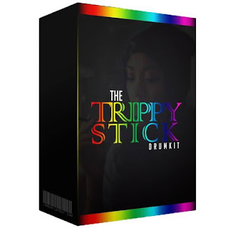 One Stop Kits - The Trippy Stick Drumkit