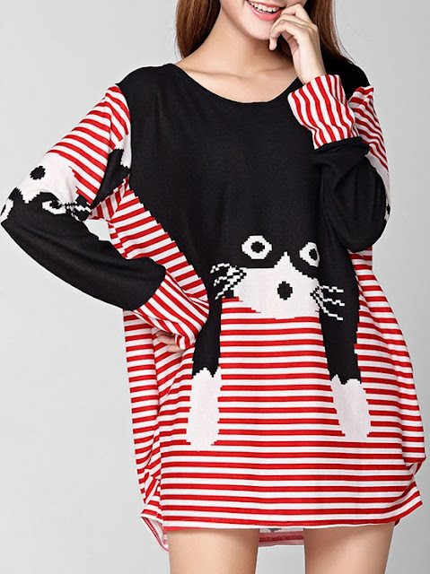 http://www.fashionmia.com/Products/round-neck-cat-color-block-striped-plus-size-tshirt-167808.html