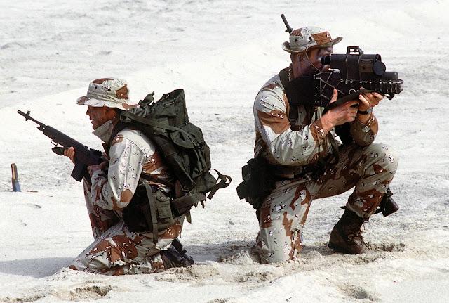 ISIS Bunuh Personel Pasukan Elit Amerika Serikat